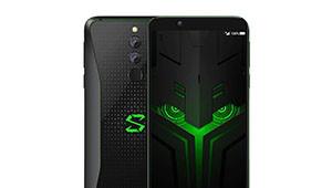 【黑鲨游戏手机2】日前,黑鲨游戏手机官方不?#25103;?#20986;信号,新一代旗舰――黑鲨游戏手机2应该很快会发布了。日前,我们在Geekbench网站发现了一款型号为blackshark AAA的神秘新机的跑分数据,搭载高通骁龙855移动平台,十有八九就是黑鲨游戏手机2。