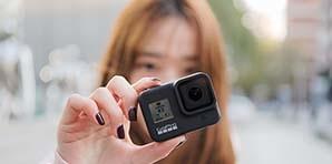 用GoPro HERO8看世界 你的最佳伙伴